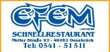 Efem Schnellrestaurant